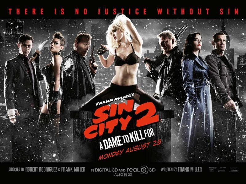 Sin City 2 A Dama Fatal