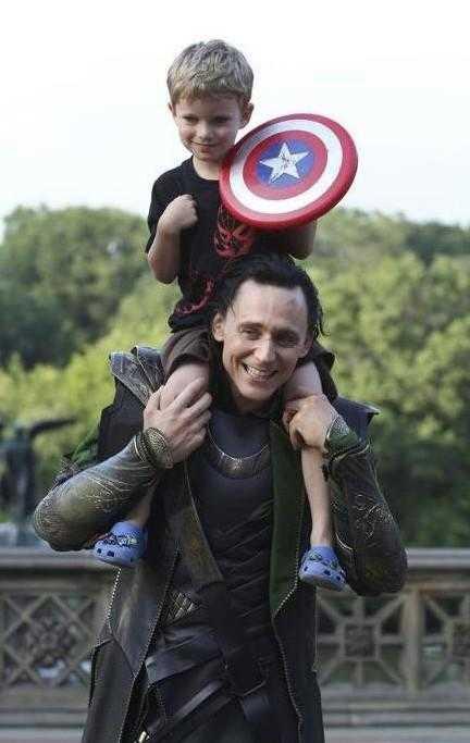 Loki Capitão América