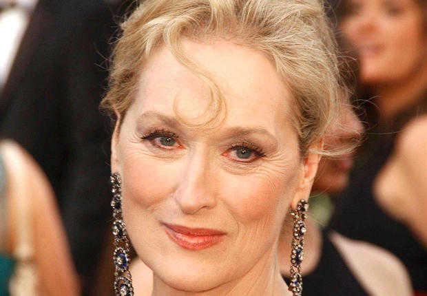 A recordista de indicações ao Oscar (18 vezes) Maryl Streep