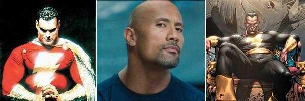 Dwayne Johnson: Herói ou vilão no futuro filme? (Créditos: Collider)