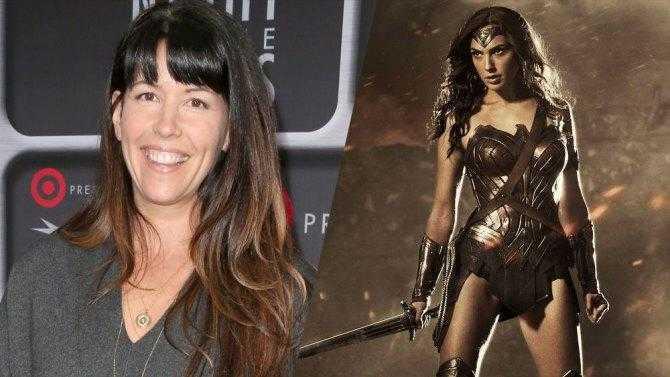 A Diretora Patti Jenkins: Heroína está sob seus cuidados agora. (Créditos: Variety)