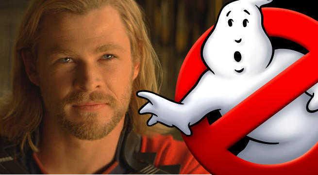 O ator Chris Hemsworth. Créditos: Comicbook movie