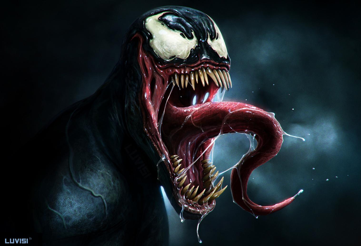 Venom, por DeviantArt.