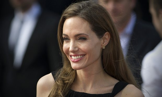 Angelina Jolie: Volta às telas em grande estilo? Créditos: The Guardian