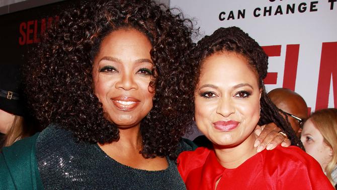 Oprah e Ava: reencontro depois de 'Selma'. Créditos: Variety