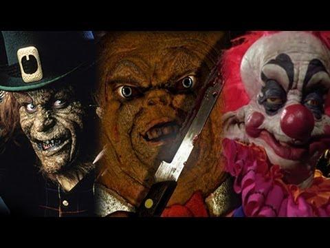 Cinetop TOP's: 7 filmes de terror ridículos
