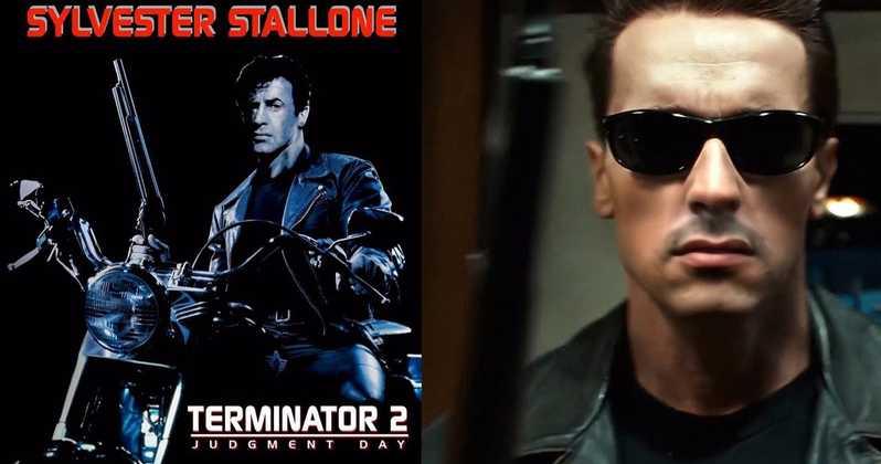 """Stallone em """"Exterminador do Futuro""""?"""